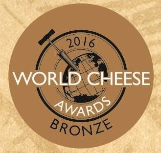Medalla de bronce World Cheese Awards