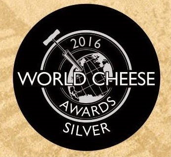 Medalla de plata World cheese awards